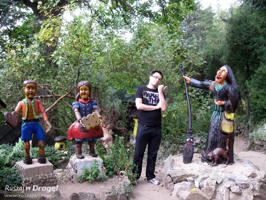 Międzygórze - Ogród Bajek