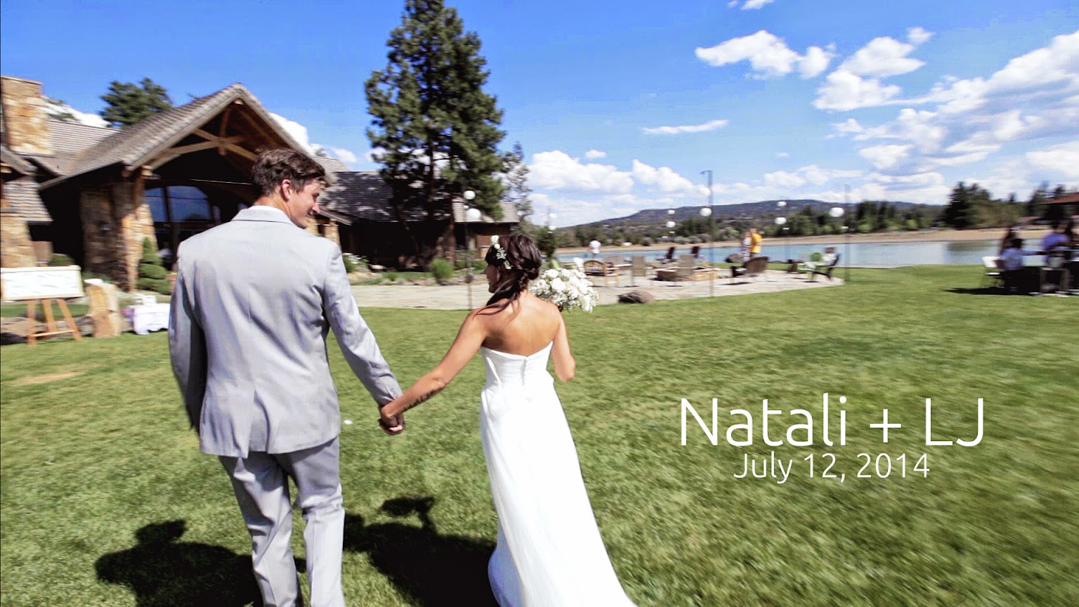 Natali + LJ - A BlueCake Films Wedding Film