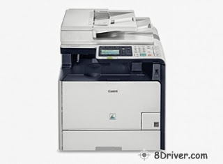 Get Canon imageCLASS MF8580Cdw Laser Printers Driver & installing