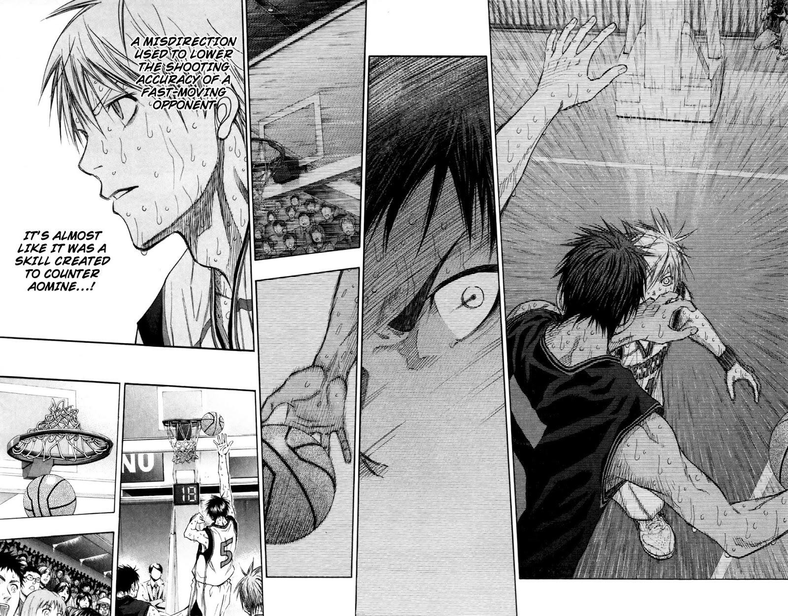 Kuroko no Basket Manga Chapter 132 - Image 13-13