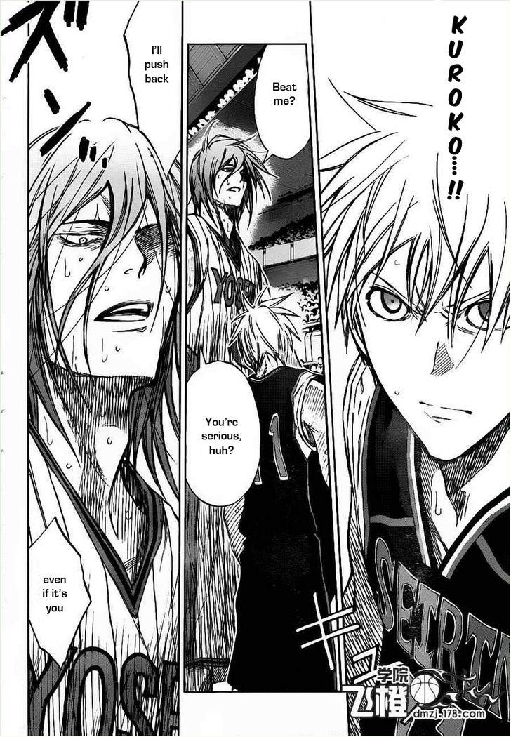 Kuroko no Basket Manga Chapter 158 - Image 02
