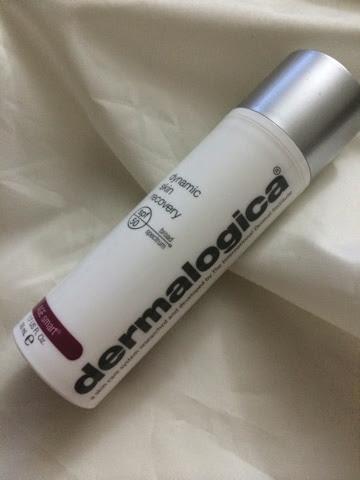 dermalogica, skin care, spf, spf50, sunscreen, high end skin care, dark spots, dermalogica dynamic skin recovery