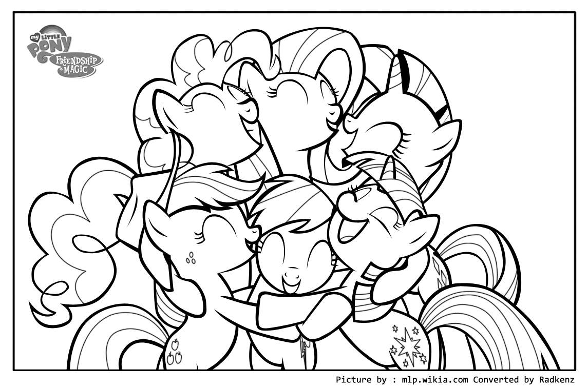 my little pony coloring pages games - MY LITTLE PONY coloring pages Fluttershy Hellokids