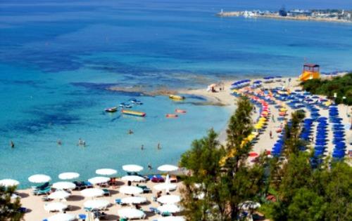 Nissi Beach, Cyprus - 10 pantai terindah dunia