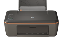Get HP Deskjet 2512 lazer printer installer program