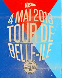 Tour de Belle Isle logo