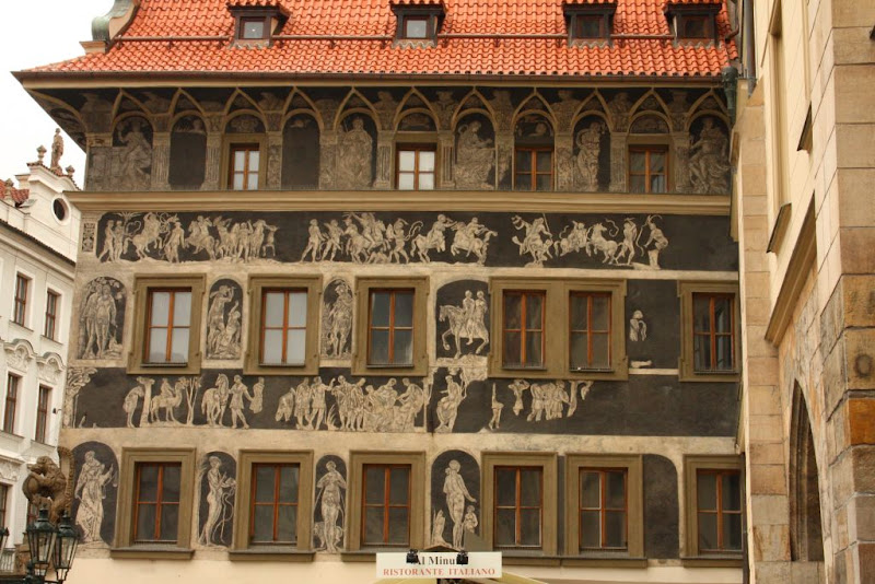 Prague Czech Republic city-break old town architecture Kafka