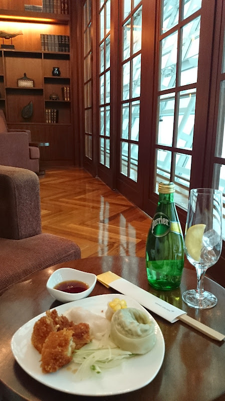 DSC 0607 - REVIEW - Asiana Airlines First Class Lounge, Seoul ICN