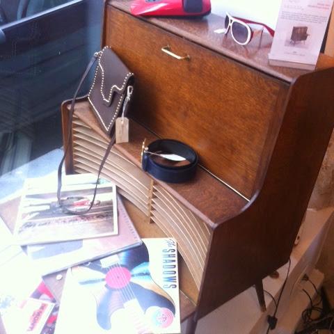 Marais : Objet et Mobilier vintage - boutique à demain