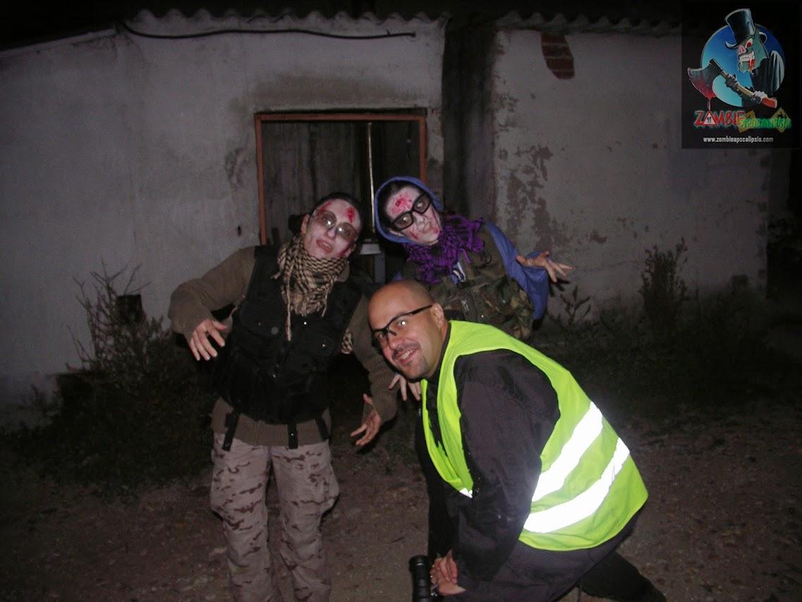 ZOMBIE APOCALIPSIS. HALLOWEEN 2014. PICT0066