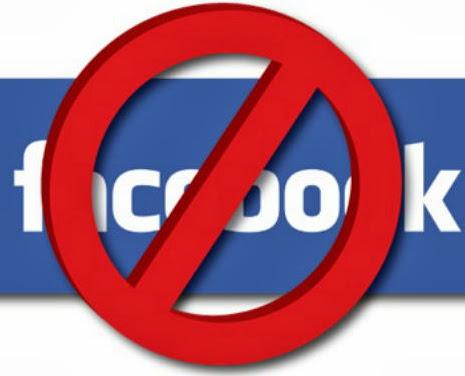 не доступен facebook
