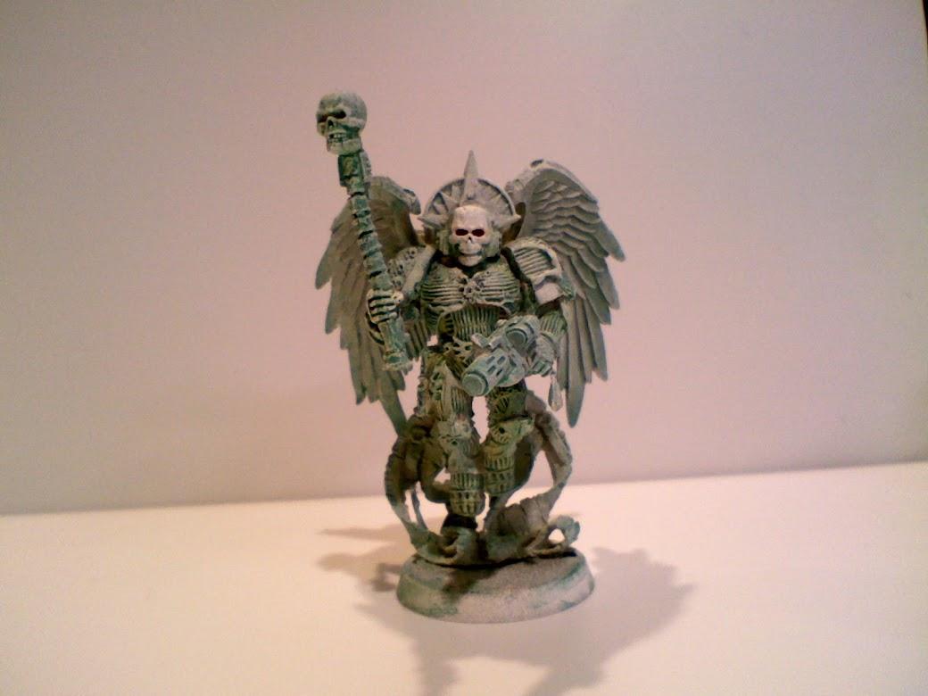 Chapter Master Divantes (counts as Commander Dante)