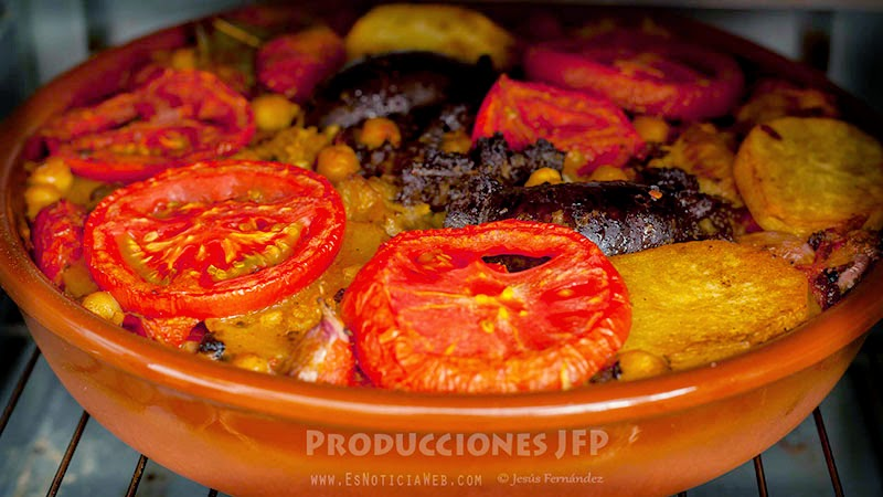 Arroz al horno la receta tradicional, horno