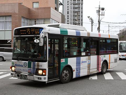 西日本鉄道 百道浜 7820