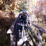 Bike - Trailtour Vinschgau 10.Nov.11