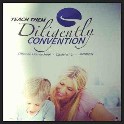 Teach Them Diligently Homeschool Convention