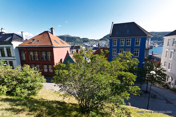 берген.норвегия