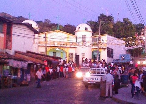 Iglesia del Barrio El Calvario, Chalatenango