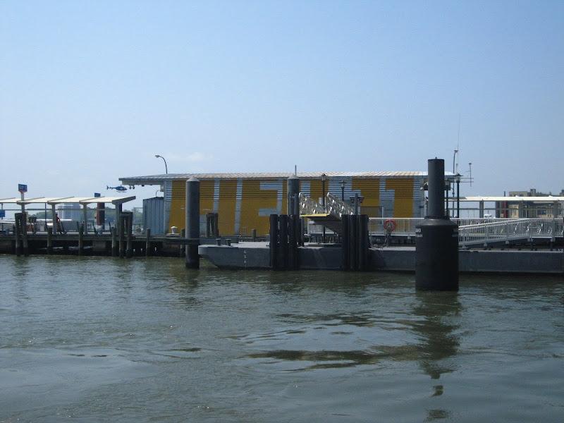 Pier 11 deck