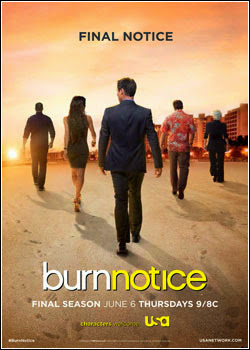 Download - Burn Notice S07E13 - HDTV + RMVB Legendado (Season Finale)