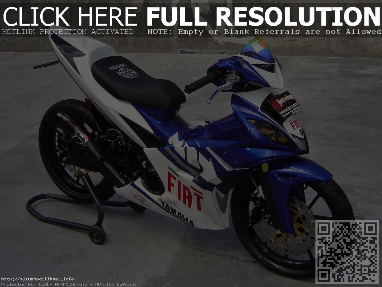 modifikasi motor jupiter mx drag