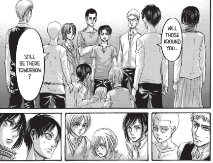 Attack on Titan Chapter 56 Image 10