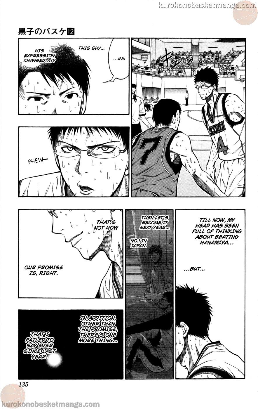 Kuroko no Basket Manga Chapter 106 - Image 05