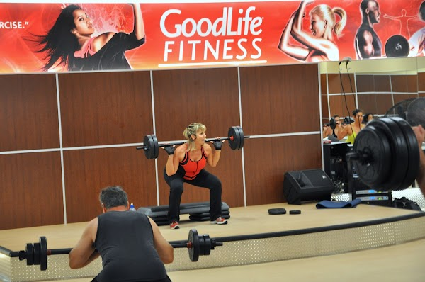 goodlife fitness clubs Get started today with your goodlife fitness corporate membership.