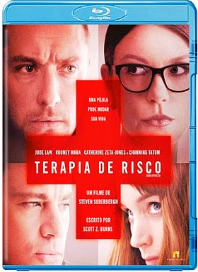 Filme Poster Terapia de Risco BDRip XviD Dual Audio & RMVB Dublado