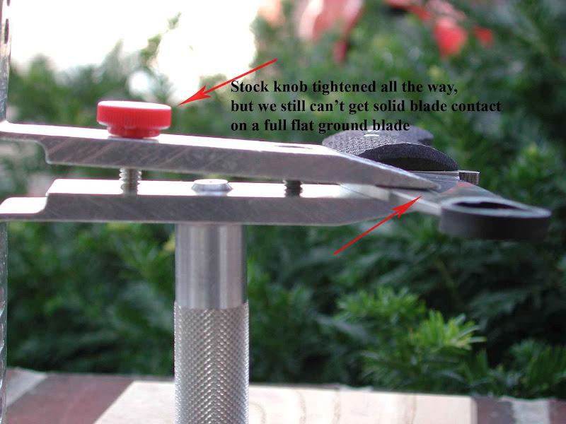 Some Lansky Sharpener Tips Warning Pic Heavy Edcforums