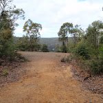 Near the end of Nepean Lookout management trail (150441)