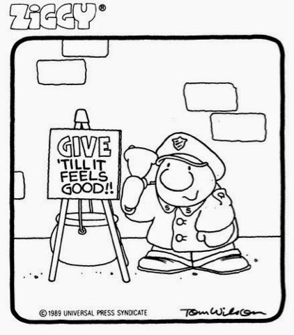 Salvation Army Cartoons