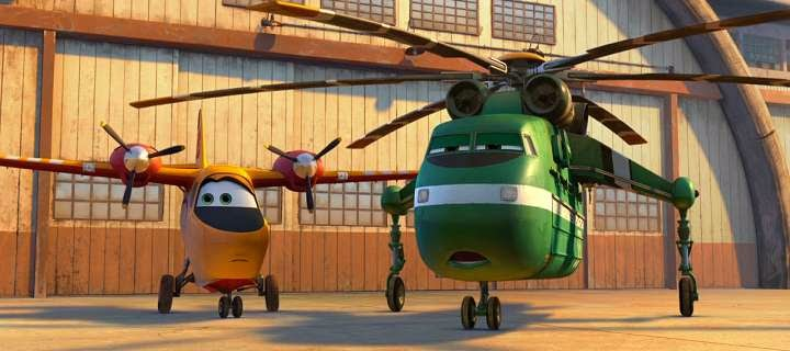 Watch Online Full English Movie Planes: Fire & Rescue (2014) Hollywood Full Movie HD Quality for Free