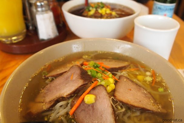 Chicken & Chashu @ Sapporo Ramen Shogun — good eat | janice leung