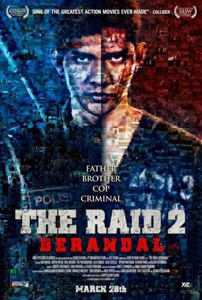 The Raid 2 Berandal - Đột kích 2