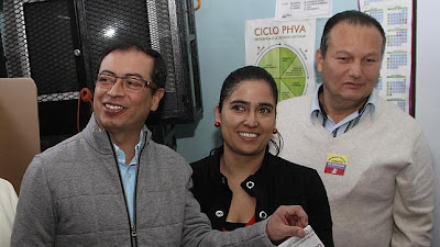 Colombia: Leftist candidate for Bogota mayor race appears to triumph