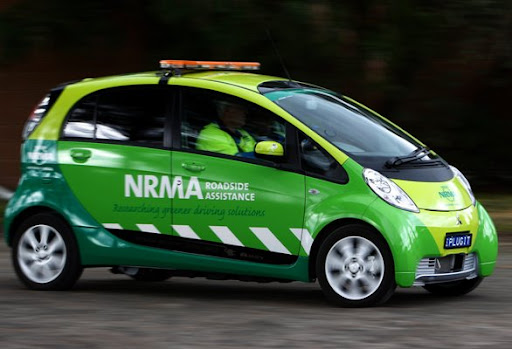 Nrmas Roadside Assistance Goes Electric Image