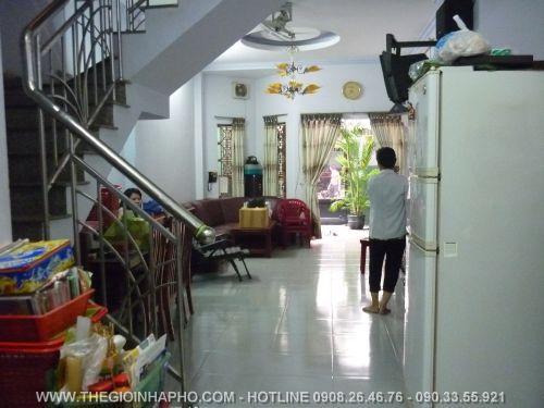 Bán nhà Phạm Phú Thứ , Quận Tân Bình giá 2, 9 tỷ - NT30