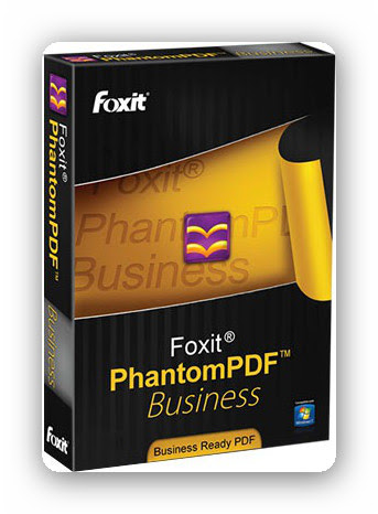 Foxit PhantomPDF Business 6.0.3.0524 - Personaliza tus PDFs