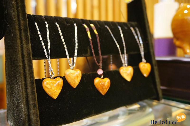 台中希諾奇檜木博物館