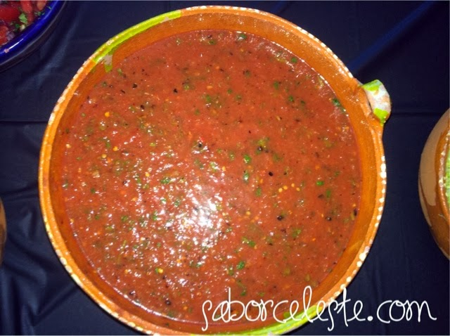 Chiles de Arbol Recipe Chile de Arbol Salsa