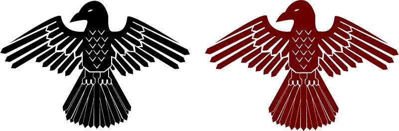 Roman Eagle Symbol