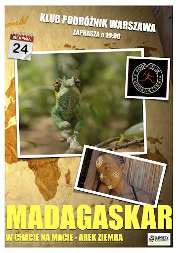 Madagaskar - Arek Ziemba - Klub Podróżnik