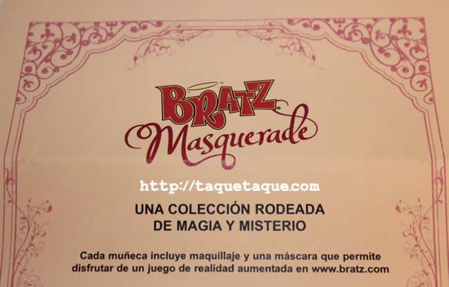 Bratz Masquerade - Brielle