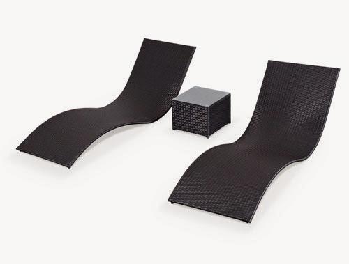 Chaise Longue Pour Jardin Pas Cher - Fauteuil design exterieur pas cher