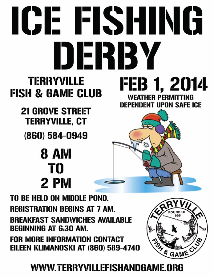 News terryville fish and game for What are the rules for go fish