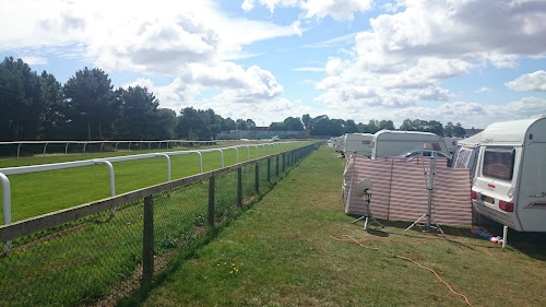 Caravan Club Great Yarmouth Racecourse at Caravan Club Great Yarmouth Racecourse