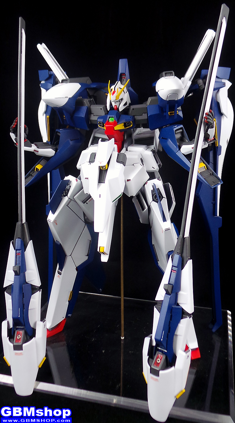 RX-124 Gundam TR-6 [Advanced Woundwort Ex] Hyze'n-Thley II-Rah