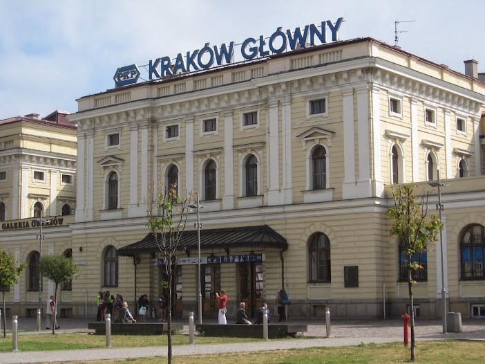PKP, Kraków
