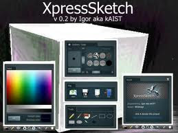 xpress Free Download Application, Creating a more attractive image in the Nokia s60v5 with Mobile Magic Brush